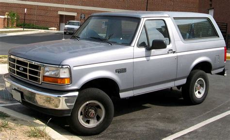 bronco car ford bronco is coming back in 2018 photos caradvice