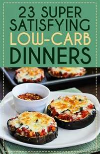 low carb dinner ideas low carb