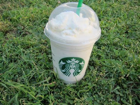 Starbucks Vanilla Frapuccino Coffe 14 gluten free starbucks drinks that you need in your
