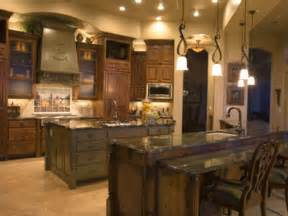 Tuscan Kitchen Designs Photo Gallery Tuscan Style Kitchens Design Bookmark 11827