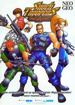 Shock Troopers: 2nd Squad   Wikipedia
