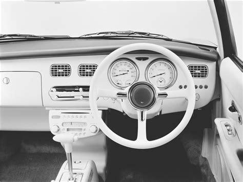 nissan figaro interior nissan figaro classic car review honest john