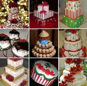 christmas wedding cakes pictures weddings made easy site