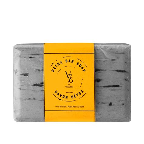 Detox Soap by V76 By Vaughn Detox Bar Soap