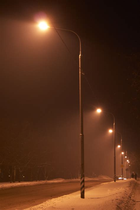 Natural Spectrum Light by Night Street Lamp Flickr Photo Sharing