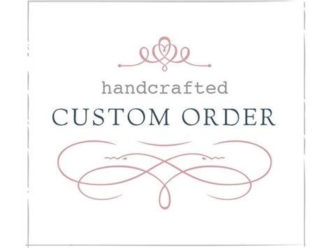 Handmade To Order - custom order 183 modsele 183 store powered by storenvy