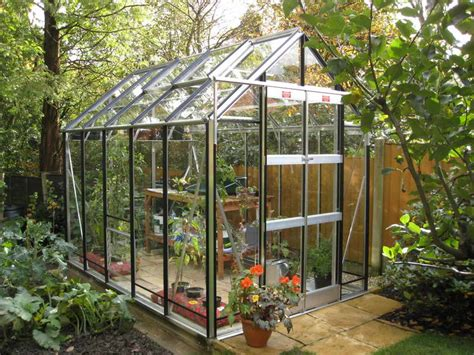 Greenhouse Ideas Decoration The New Way Home Decor Backyard Greenhouse Ideas
