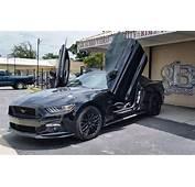2015 18 Mustang VERTICAL DOOR KIT System Direct Bolt On