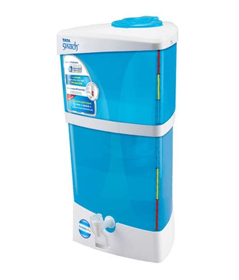 Kaporit By Tata Water Filter 27 discount tata swach 18 ltr cristella plus water