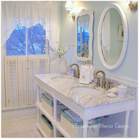 cottage mirrors for bathrooms cottage bath mismatched mirrors bathroomremodel cottage
