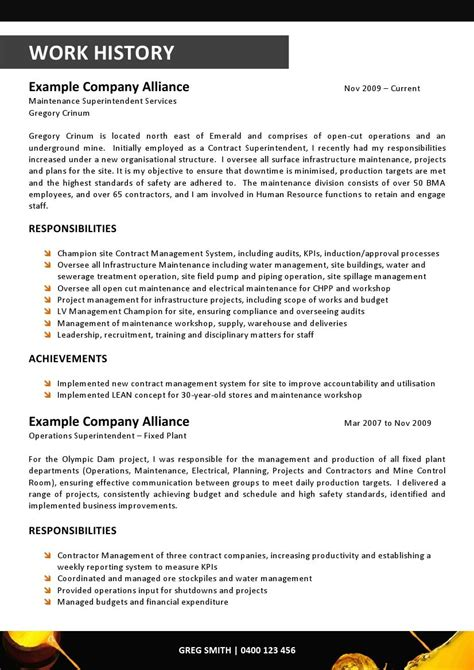 Sle Resume Boilermaker Australia We Can Help With Professional Resume Writing Resume Templates Selection Criteria Writing
