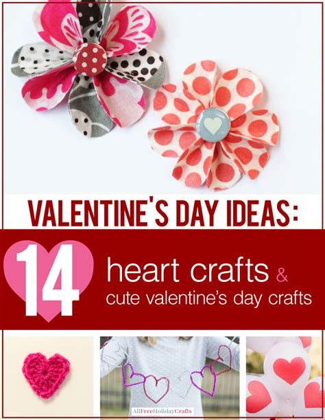 day ideas quot s day ideas 14 crafts and
