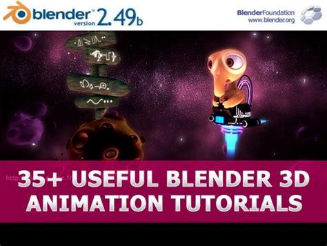 blender 3d animation tutorial pdf pinterest the world s catalog of ideas