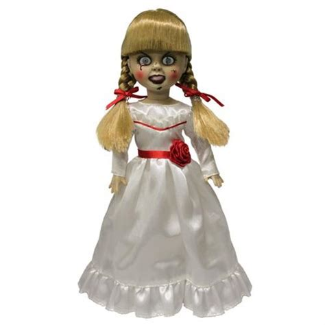 annabelle doll gift annabelle the living dead dolls presents the conjuring