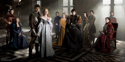 White Series Gamis the white queen sequel the white princess coming to starz