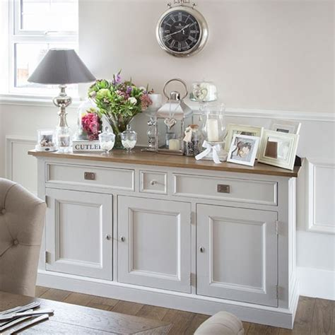 dining room side board cream dining room sideboard decorating housetohome co uk