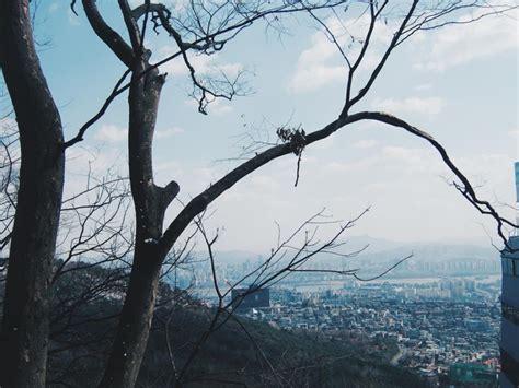 Gembok Di Namsan Tower ritual gembok cinta di namsan tower
