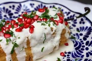 chiles en nogada recipe dishmaps