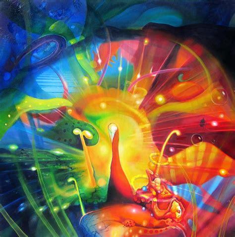 lights to illuminate paintings conceptual paintings leonard aitken artist