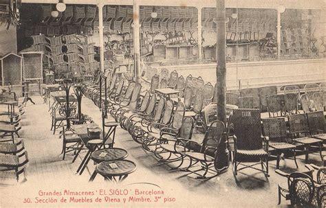 muebles el siglo ventura feliu el mueble curvado y la industrializaci 243 n de
