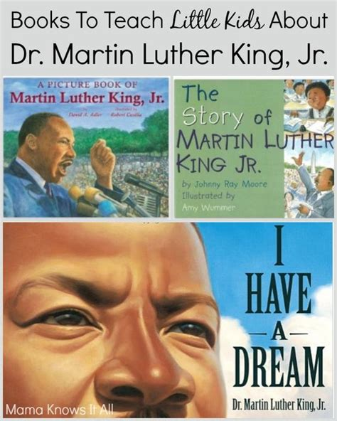 Books To Teach Children About Dr Martin Luther King Jr | books to teach children about dr martin luther king jr