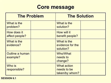 advocacy strategy template advocacy workshop