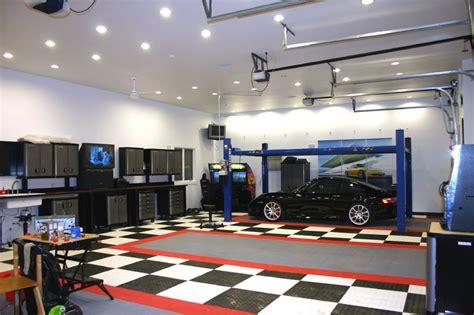 Garage Workshop Designs garage de reve