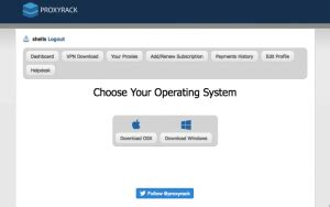 Rack Proxy by How To Sign Up For And Proxyrack Vpn Proxyrack