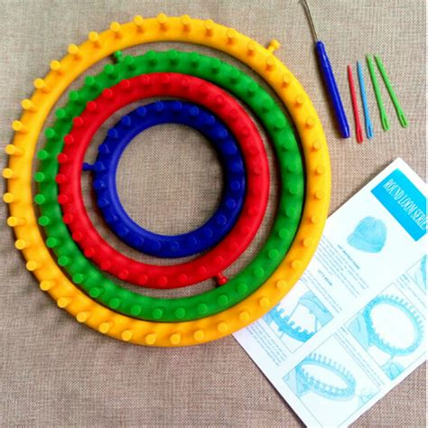 Knitting Loom Set Bulat Knit buy wholesale circular knitting loom from china