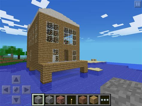 minecraft pe house designs minecraft pe house design