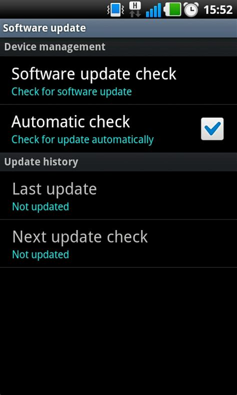 android software how to update android os smartphones and tablets pc advisor