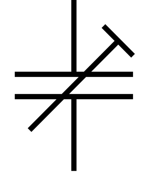 symbol for fixed resistors symbol of a resistor clipart best