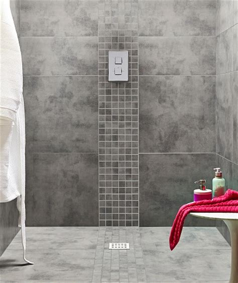 Dark Grey Walls Light Grey Floor Mosaic Tiles Zamora Light Grey Bathroom Tiles Designs