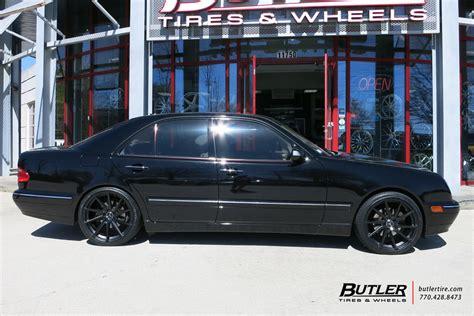 mercedes  class   tsw watkins wheels exclusively  butler tires  wheels