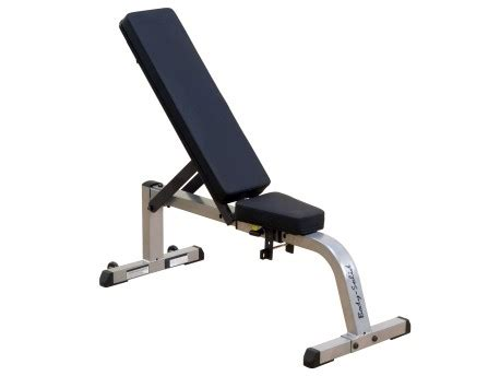 body gear bench body solid flat incline bench