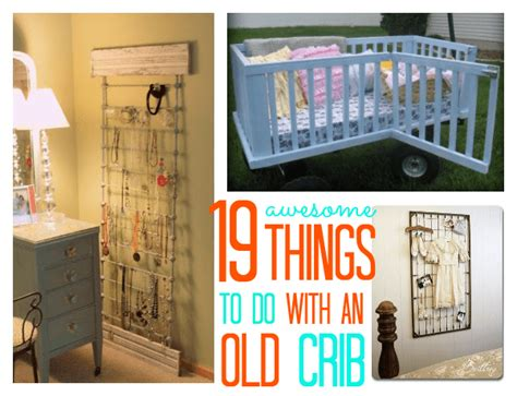 What To Do With Recalled Crib by Reusing Crib Rails Ecogreenlove