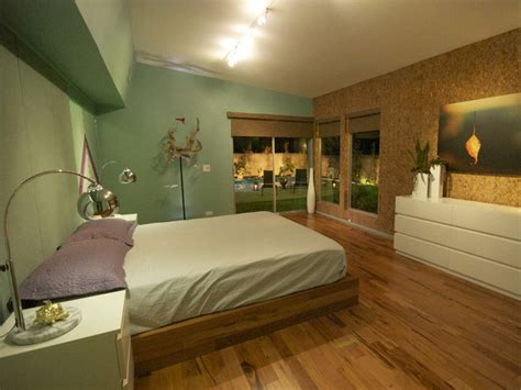 gold and green bedroom makeovers from the antonio treatment the antonio