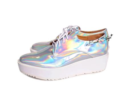 limited edition hologram holographic metallic mirrors