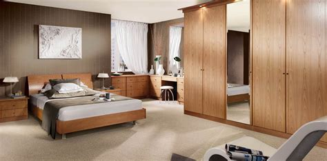 fitted bedroom furniture sale contemporary siena oak fitted bedroom strachan