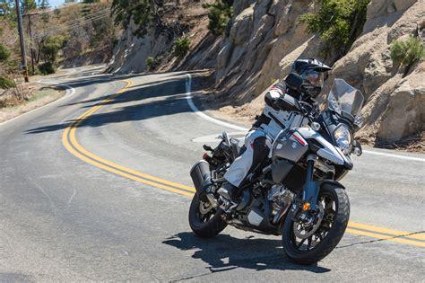 Suzuki V Strom 1000 Adventure Review by 2018 Suzuki V Strom 1000 And 1000xt Review 11 Fast Facts