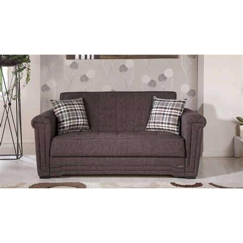 Furniture Stores Na Id by Loveseat Sleeper Andre Brown Loveseat