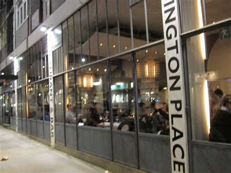 kennsington place kensington place restaurant review 2010 february london