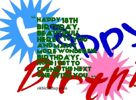 18 Year Birthday Quotes From Preteens To Teens To Late Teens You Have Been An