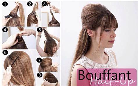 vintage hair step by step 9 vintage hairstyles step by step musely