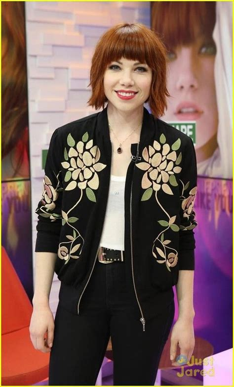 news about carly rae jepsens new shorter haircut 170 best carly rae jepson images on pinterest carly rae