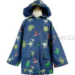 toddler raincoats boys raincoats dinosaur