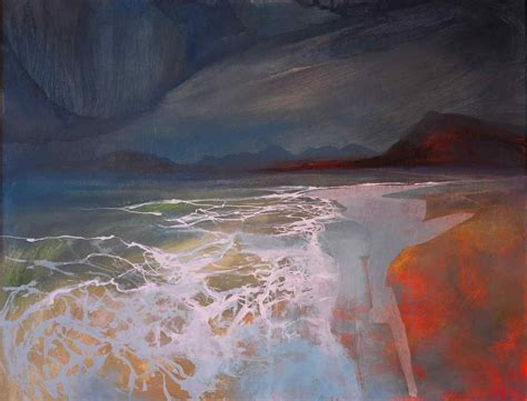 Painting U by Contemporary Scottish Landscape Painting Arch Dsgn