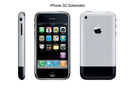 apple iphone apple iphone 2g schematic