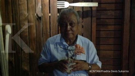 Lu Projie Jamur berkat kesetiaan ratidjo pada jamur