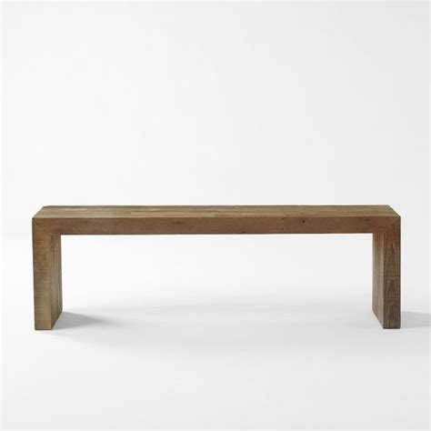 west elm x bench bench for dining table from west elm dining room